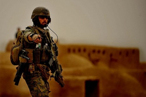 soldier special forces