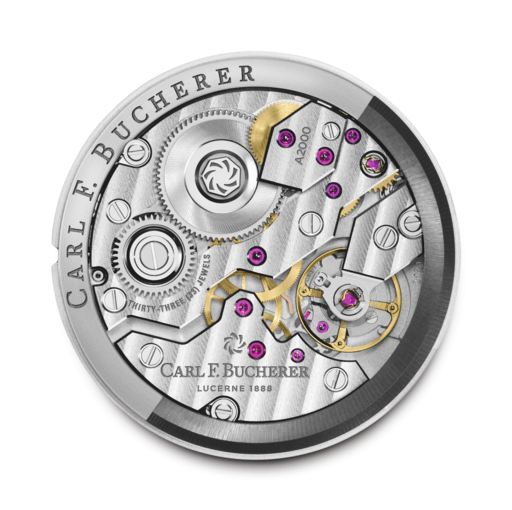 watch movement with 33 jewels