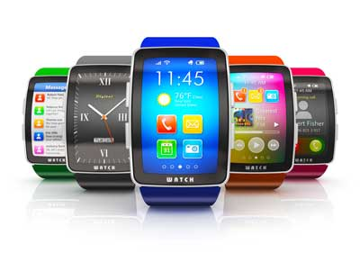 5 smartwatch faces