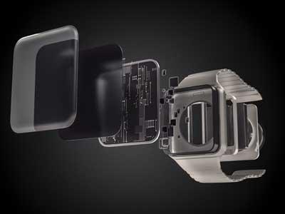 smartwatch parts