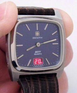 Quartz Watch by Zenith