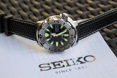 seiko watches since 1881