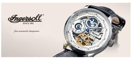 Ingersoll Watch logo