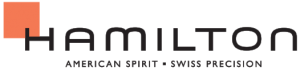 hamilton watch logo