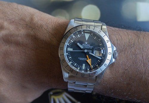 tool watch by Rolex