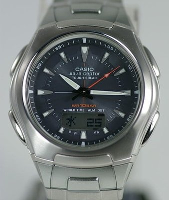 casio tough solar watch