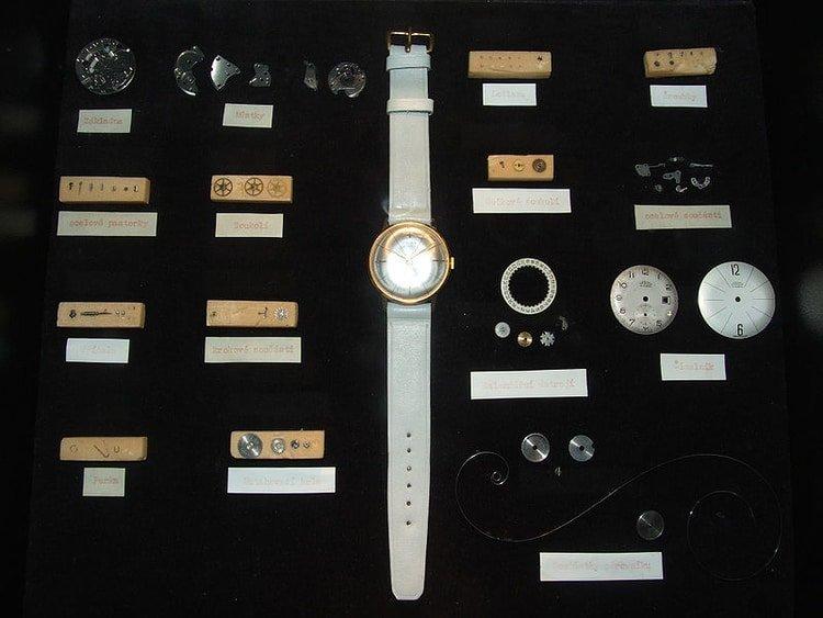 Mechanical Watch Parts