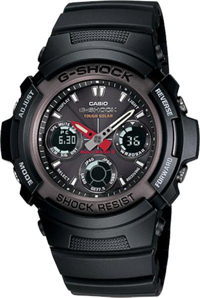 Casio G-Shock Tough Solar AWG101