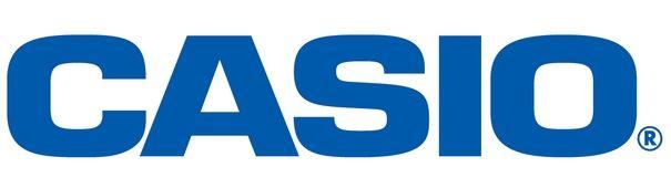 casio brand logo