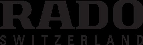 rado text logo