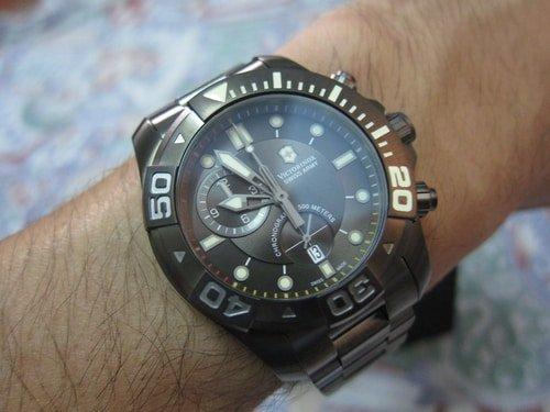 Victorinox dive watch