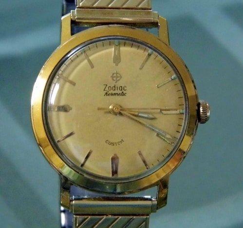 zodiac watch