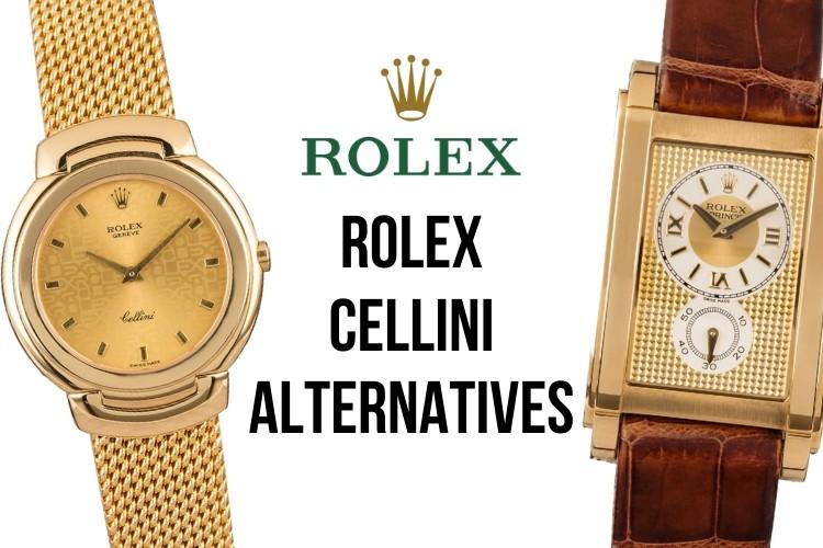 Rolex Cellini Alternatives