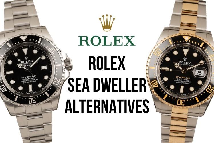 Rolex Sea Dweller Alternatives