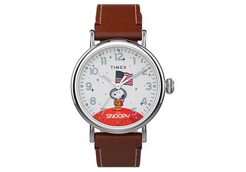 Timex X Space Snoopy 40mm