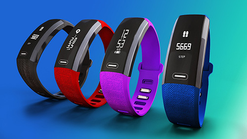 Heart rate monitoring smartwatches