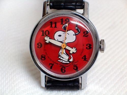 Timex Snoopy watch