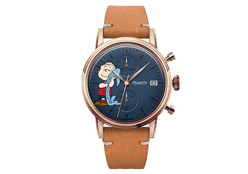 Undone Peanuts Linus