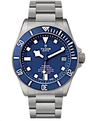 Tudor Pelagos Blue Dial