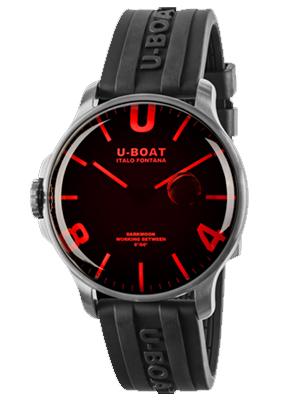 U-Boat Darkmoon 44 Red SS