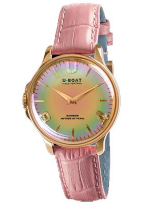 U-Boat Rainbow 38 Pink