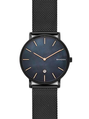 Skagen Hagen Slim Minimalist Watch