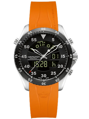 Hamilton Khaki Aviation Flight Timer