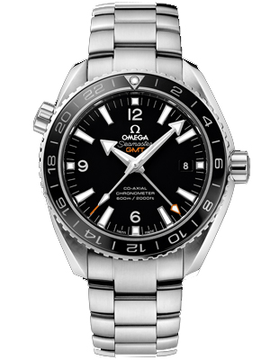 Omega Seamaster Planet Ocean Co-Axial GMT