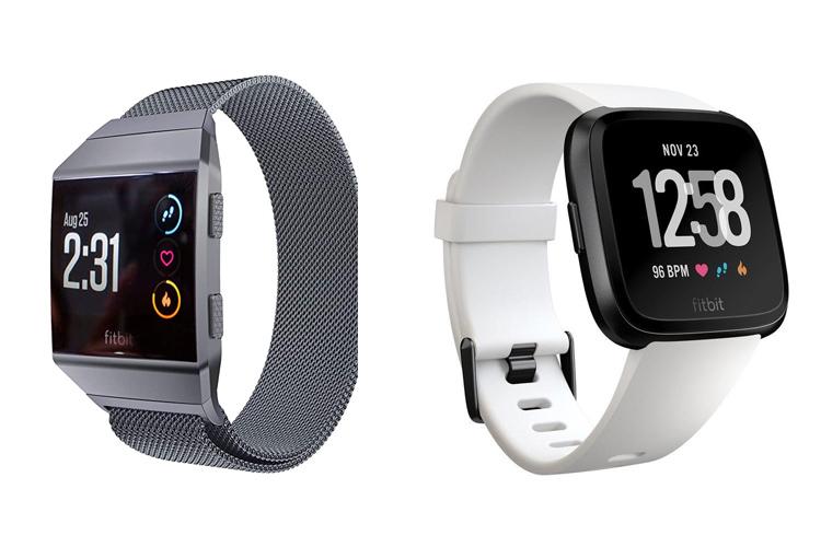 Fitbit Ionic vs Fitbit Versa 2