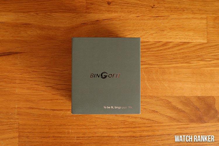 Bingofit watch box