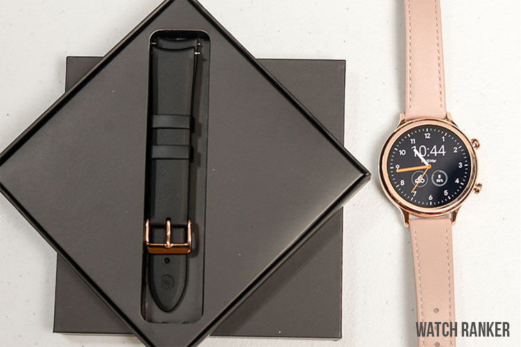 TicWatch C2+ with Silicone Strap