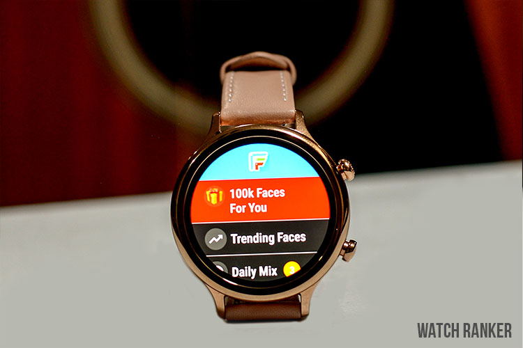 TicWatch C2+ Facer Watch Face App