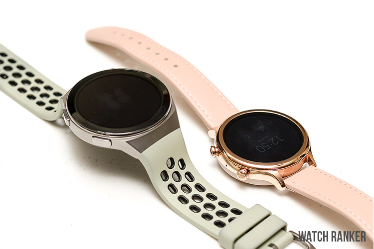 TicWatch C2+ Huawei GT2e Design and Build