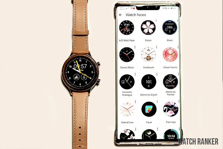 TicWatch C2+ Wear OS Android App