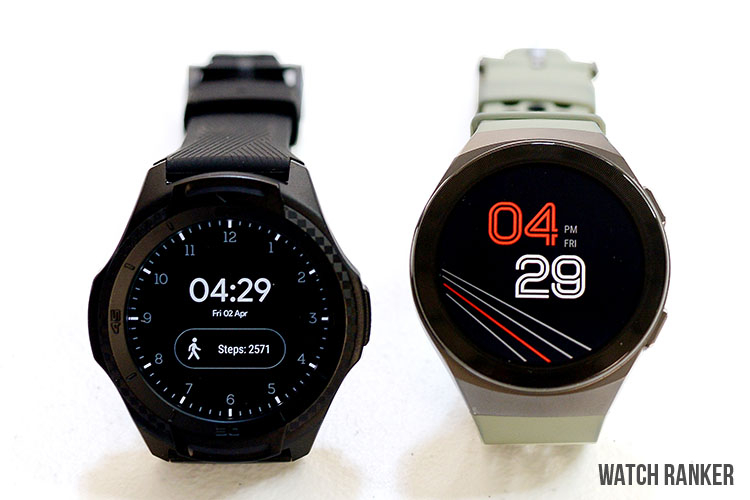 GT 2e vs S2 Display Quality