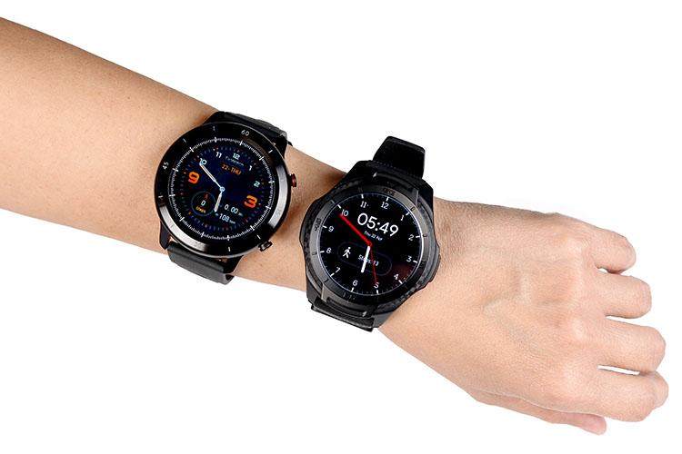 GTX vs S2 in wrist