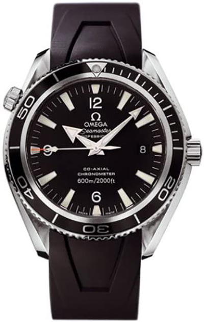 Omega Men's 2900.50.91 Seamaster Planet Ocean Automatic Chronometer Watch