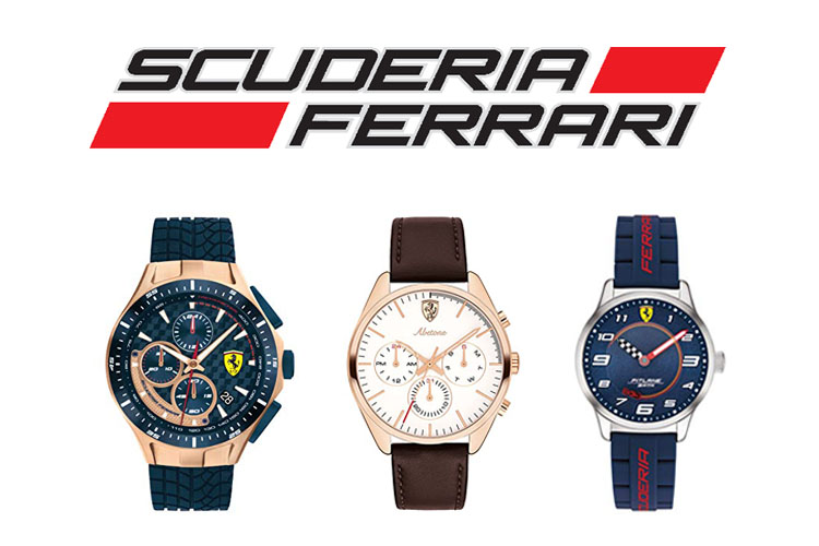 Scuderia Ferrari Watch Brand Review