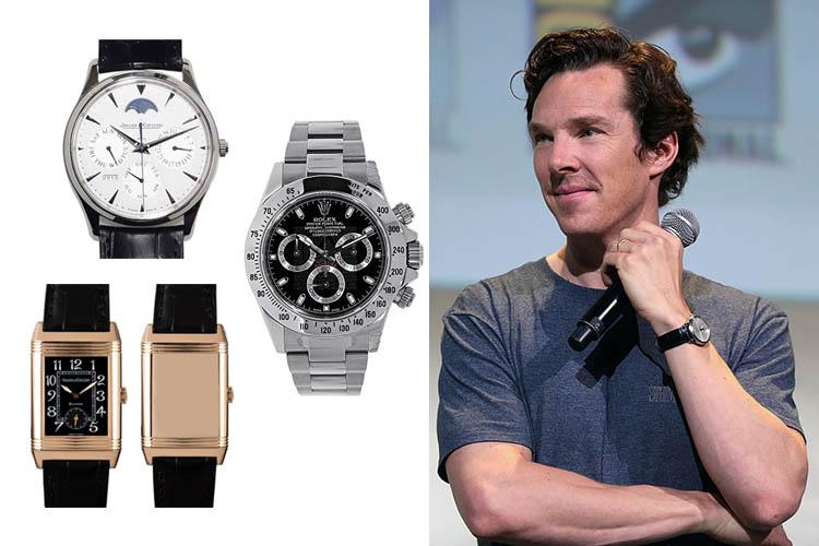 Watches Worn by Doctor Strange (Benedict Cumberbatch)