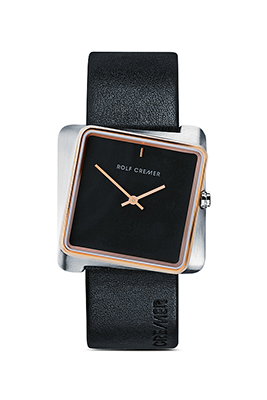 twist watch German watchmaker Rolf Cremer