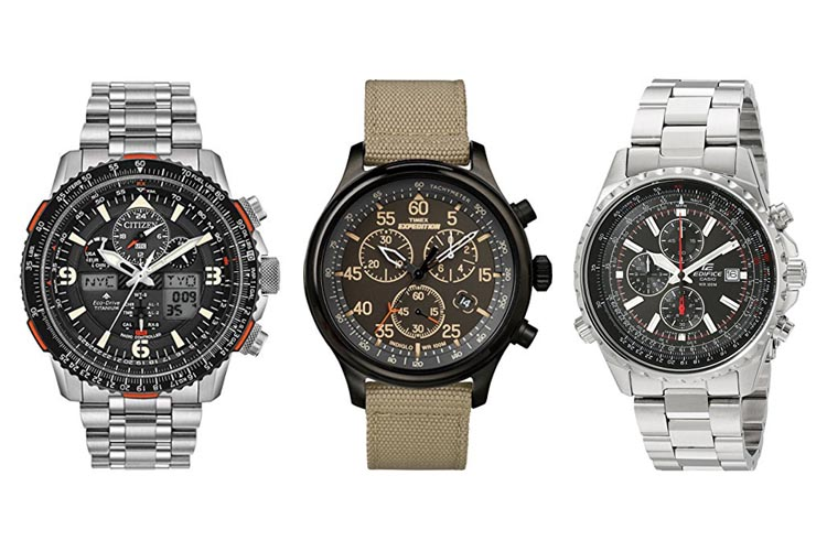 30 Best Pilot Watches in 2021 From Affordable to Luxury