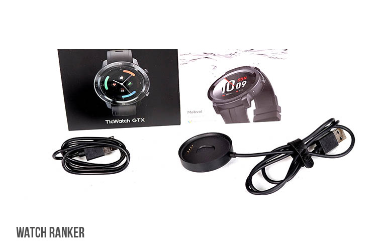 GTX and E2 Watch Charger