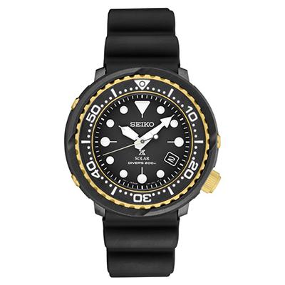 Seiko Prospex Solar Dive Watch SNE498