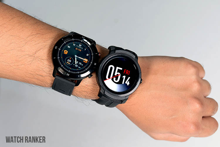 TicWatch GTX and S2 Comparison
