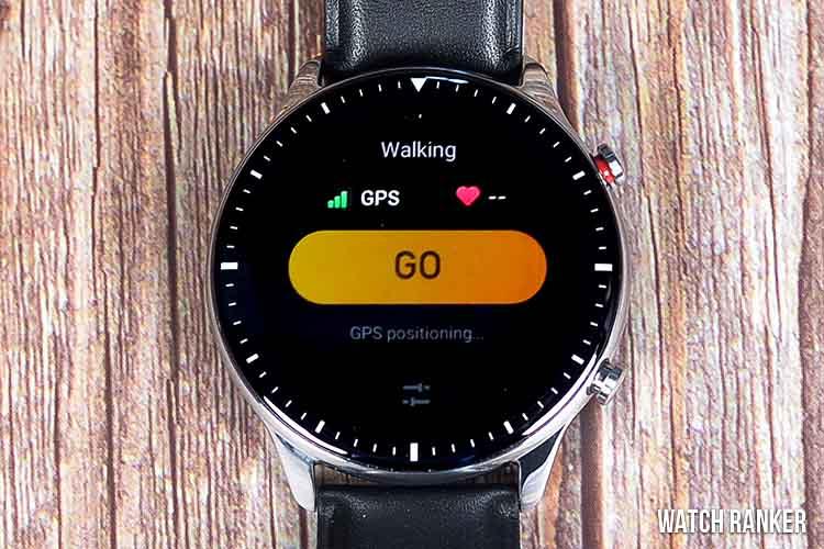 Amazfit GTR 2 GPS