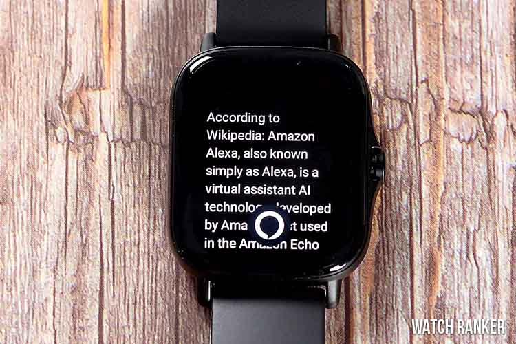 Amazfit GTS 2 Alexa