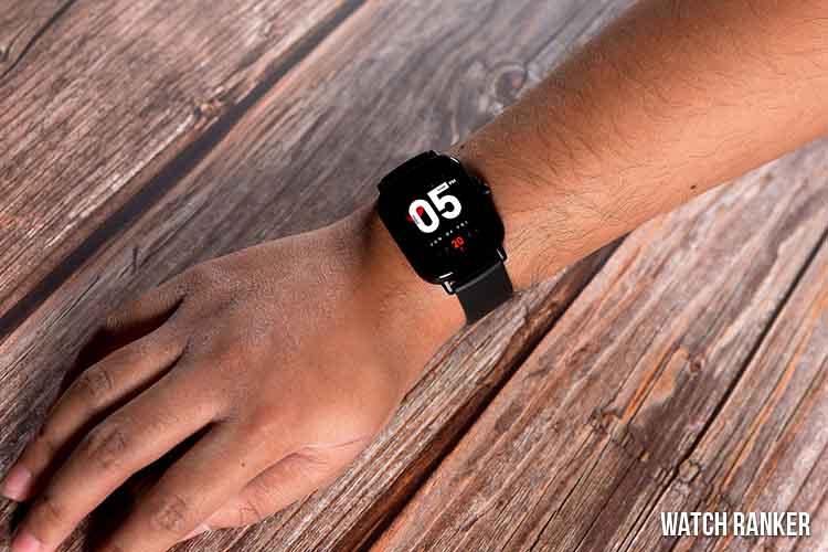 Amazfit GTS 2 Custom Watch Face