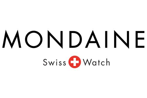 Mondaine Swiss Watch Logo