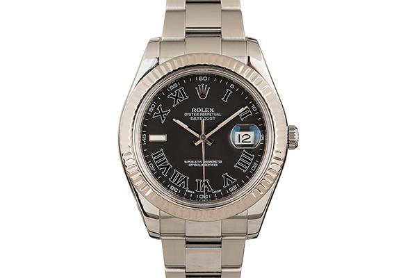Rolex DateJust II 116334 Dial