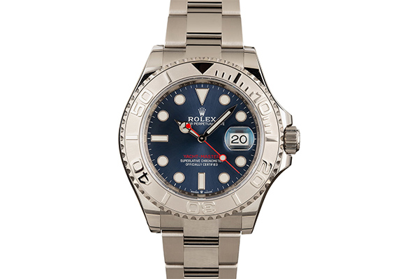 Rolex Yacht Master 126622 Blue Dial